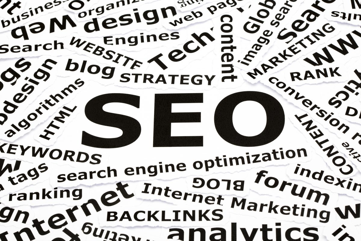 web SEO conversion optimization