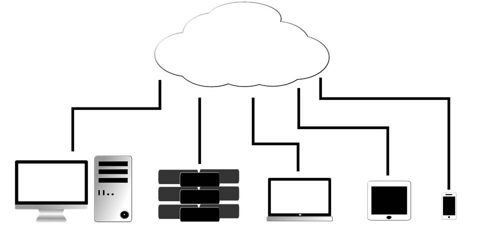 Cloud-based storage for different devices