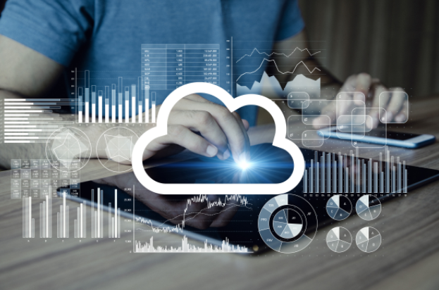 Cloud computing is one of the services an IT company offers.